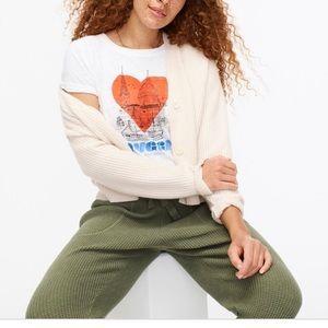 NWT, J. Crew Vintage Cotton Copenhagen T-Shirt